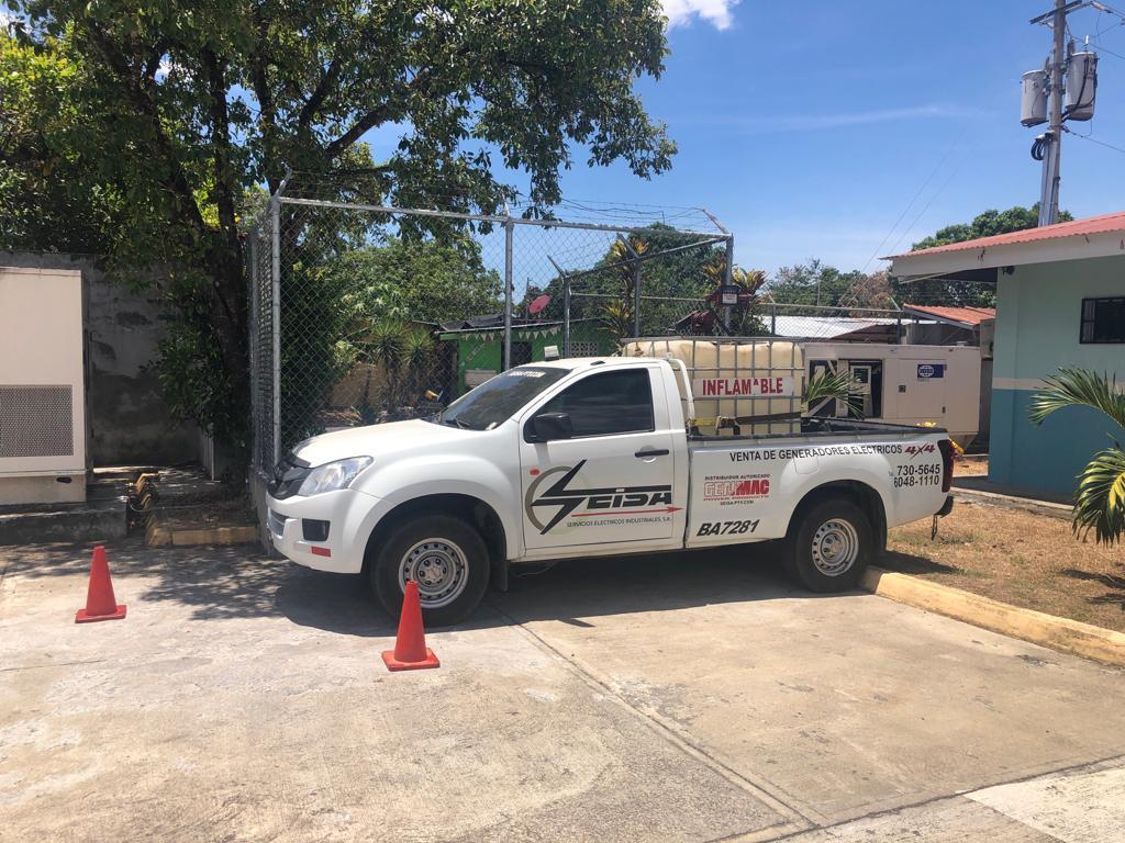 Trasiego de combustible | Seisa - Panamá