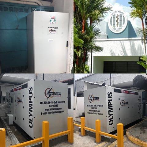 Hospital Mae Lewis   Seisa - Panamá